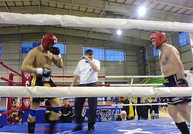 Kickboksing wako world cup best fighter (римини, 2011г